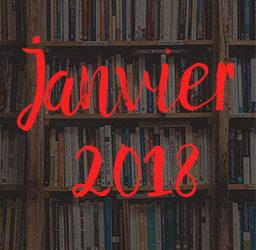 Lectures – Janvier 2018