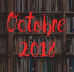 Lectures – Octobre 2018