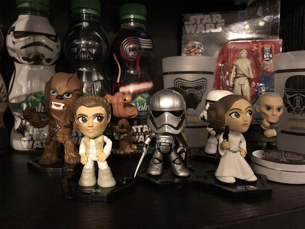Mini pop mysteries Star Wars