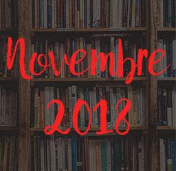 Lectures – Novembre 2018