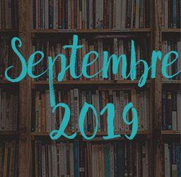 Lectures – Septembre 2019